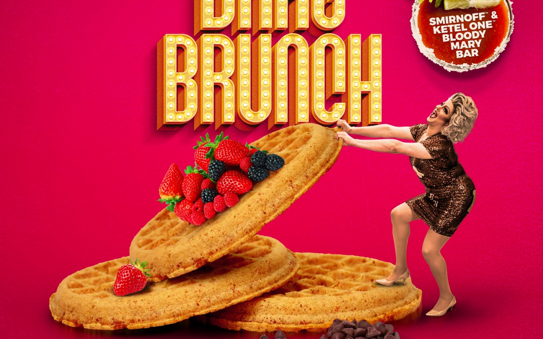 WHAT!? Drag brunch?!