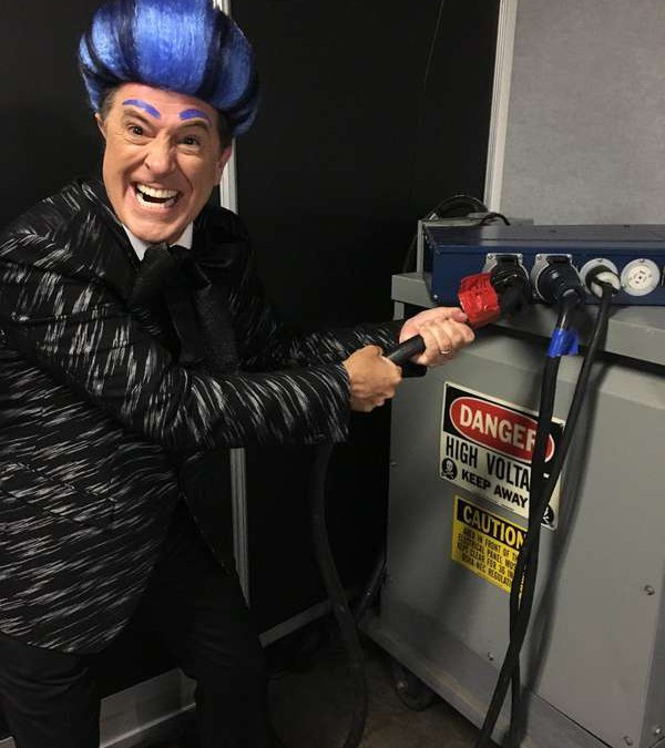 Stephen Colbert Saves the Day