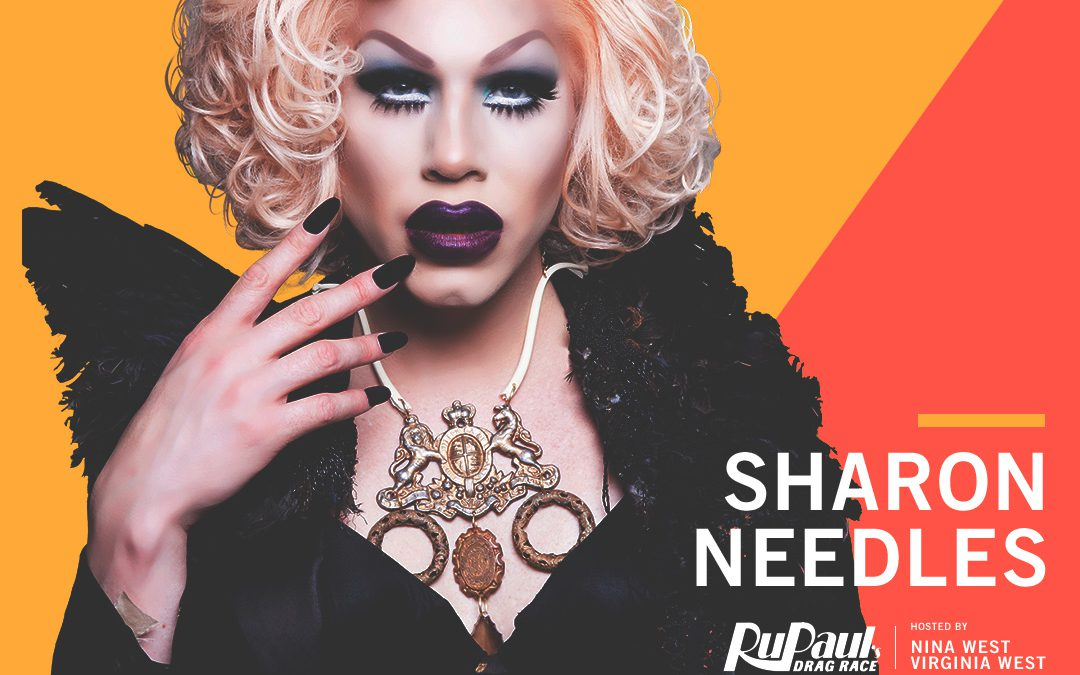 SHARON NEEDLES is COMING!