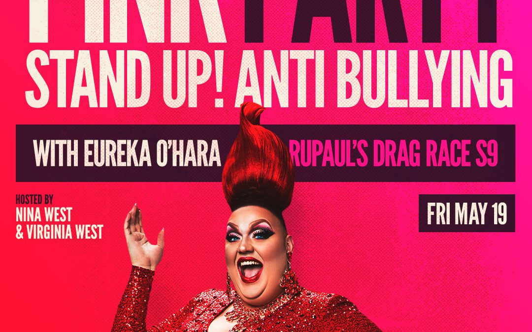 Pink Party Returns with Eureka O'Hara As Guest