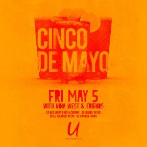 Cinco De Mayo @ Axis Nightclub