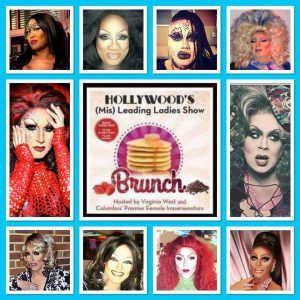Virginia's (Mis)Leading Ladies Drag Brunch @ Hollywood Casino