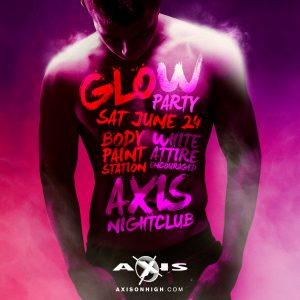 Glow Party @ Axis Nightclub