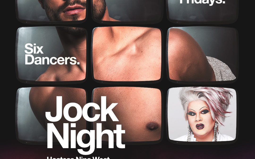 Jock Night with Nina West