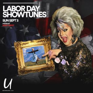 Labor Day Showtune Shenanigans @ Union Cafe