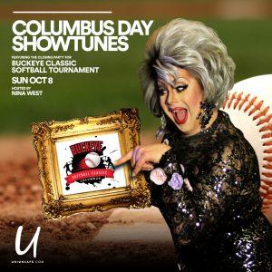 Columbus Day Showtune Shenanigans @ Union Cafe