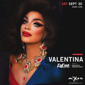 Valentina @ Axis Nightclub