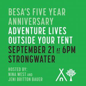 Besa's 5 Year Anniversary @ Strongwater