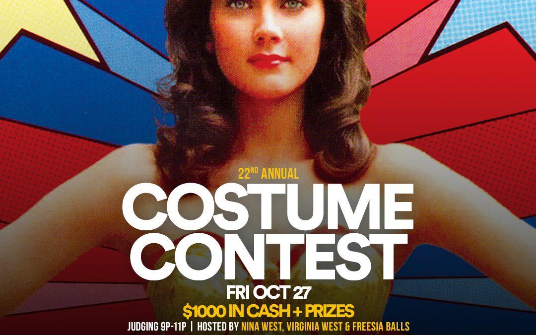 Union's Halloween Costume Contest