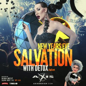 SALVATION 2017 with Detox @ Axis Nightclub