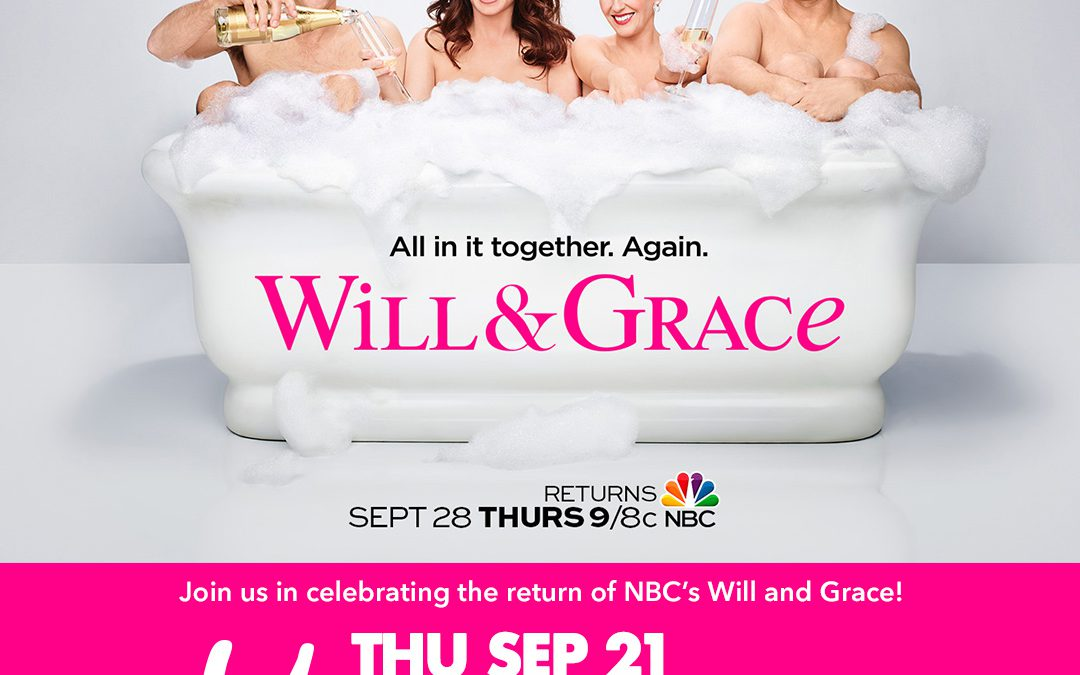 Will and Grace is BACK!
