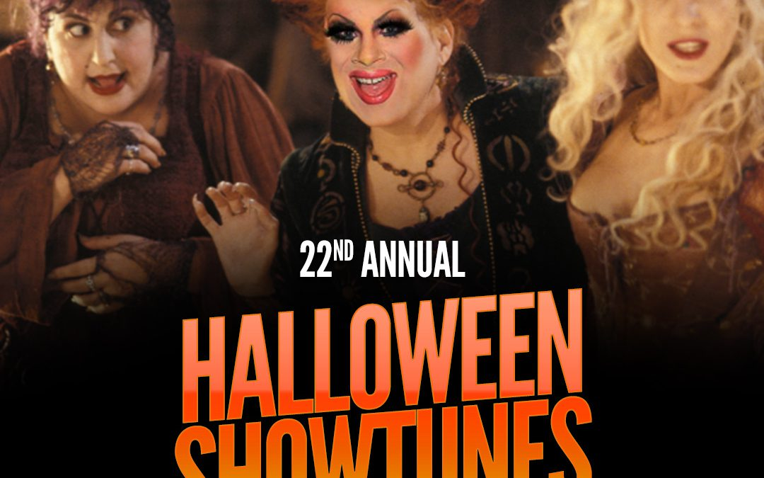 Halloween Showtunes with Nina West