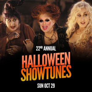 Halloween Showtunes with Nina West @ Union Cafe