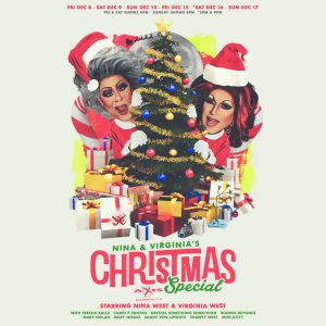 Nina and Virginia's Christmas Special @ Axis