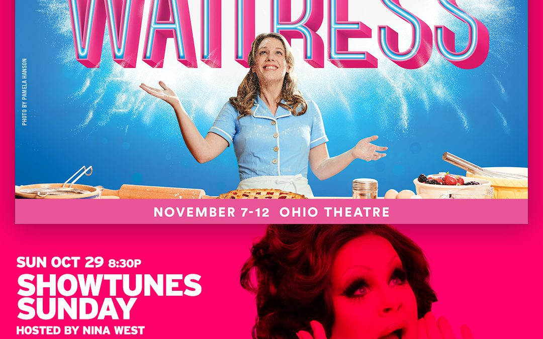 Waitress! WIN TICKETS!