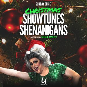 Christmas Showtunes @ Union Cafe