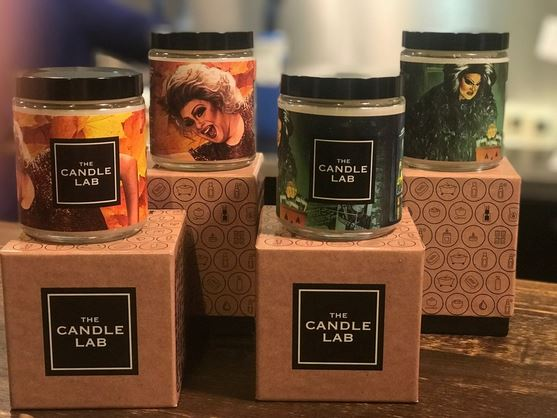 The Candle Lab + Nina West = Halloween Fun!