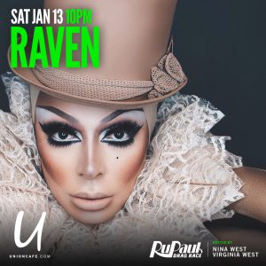 The Return of Raven at Union Cafe @ Union Cafe