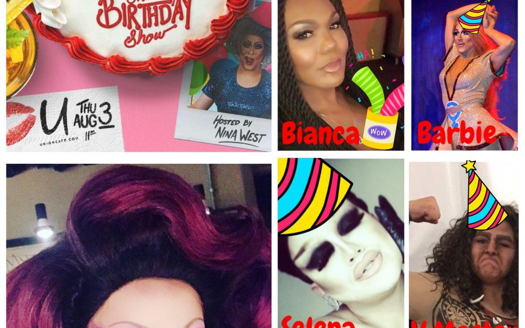 Nina's BIRTHDAY BASH