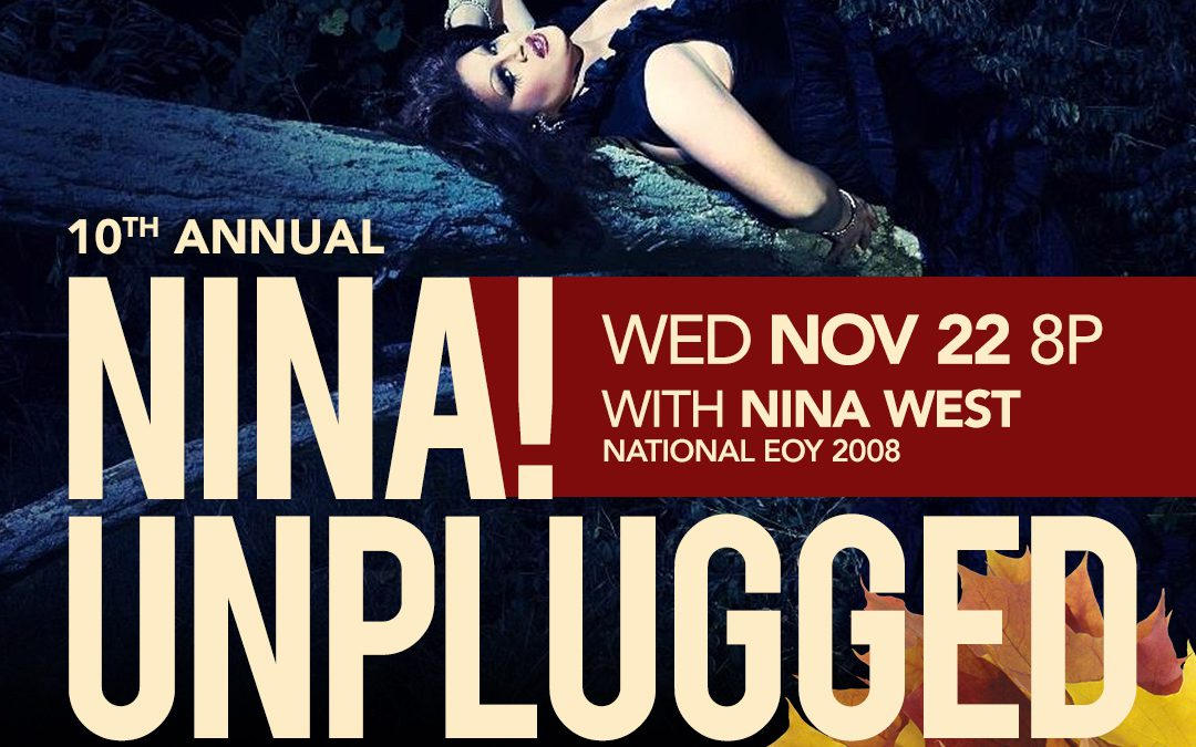 Nina! Unplugged