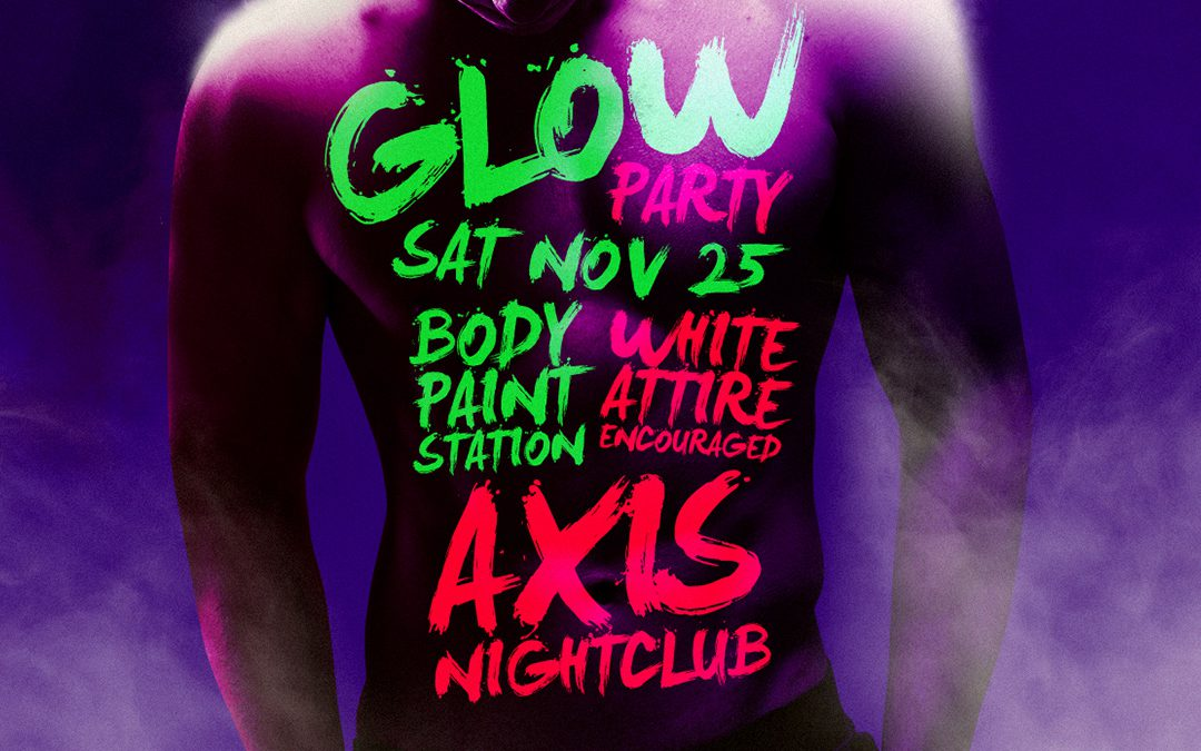 Glow Party November