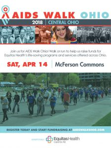 AIDS WALK Central Ohio 2018 @ McFearson Commons