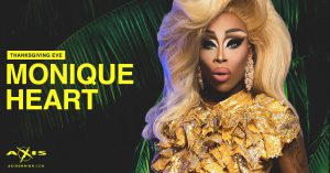 Jungle 7 with Monique Heartt @ Axis Nightclub