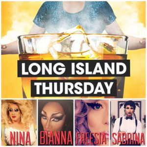 Nina West's Legendary Long Island Show @ Unoin Cafe