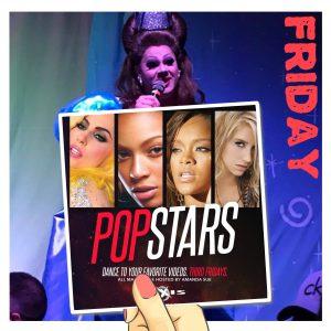 Pop Star Fridays @ Axis Nightclub